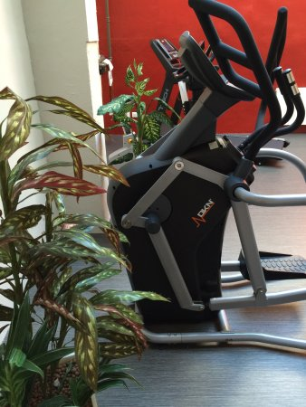 Best Western Hotel D'Angleterre: Espace Fitness