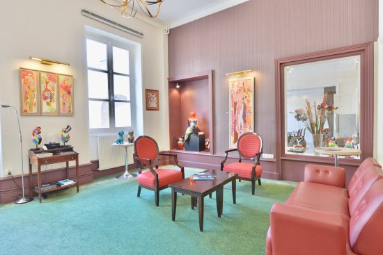 Best Western Hotel D'Angleterre: Espace detente
