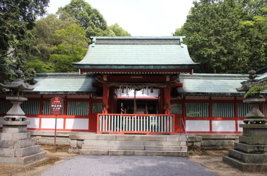 Kandani Shrine