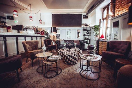 Lounge in der Cucina. - Bild von Cucina Corleone, München - TripAdvisor