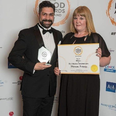 Wickford, UK: Winners of the South of England and Overall Winner of the best Mexican Establishment in England.
