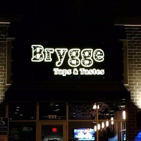 Detroit Lakes, Minnesota: Brygge Taps & Tastes