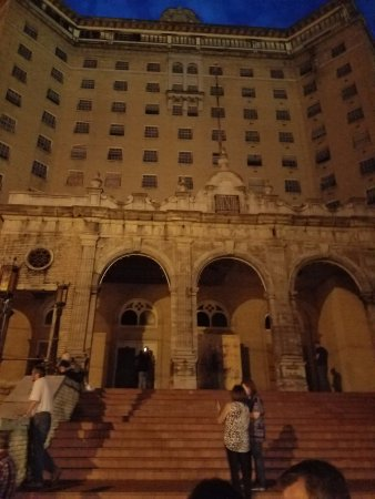 Mineral Wells, TX: Front of the Baker Hotel