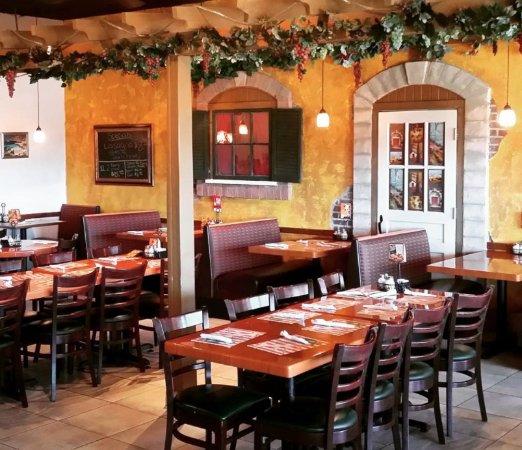 Spotsylvania, VA: Dining Room