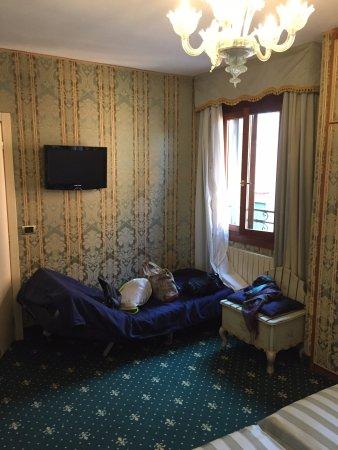 Hotel Castello: sitting area