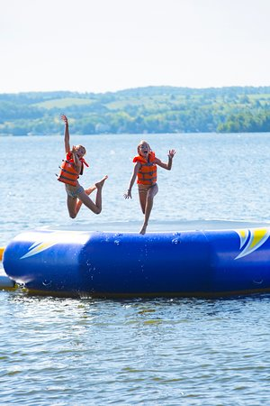 Elmhirst's Resort: Water Toys