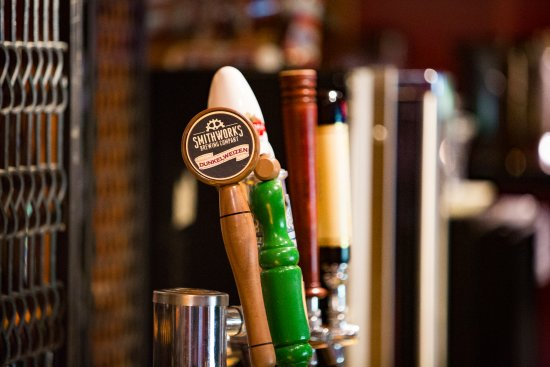 Keene, Canada: Local Brews on tap