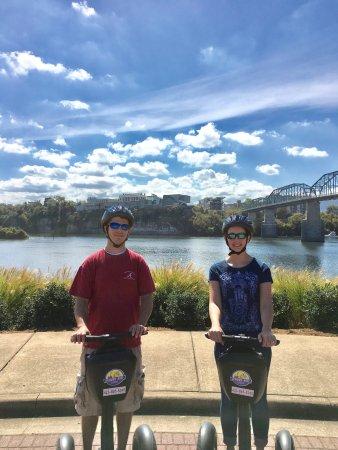 Segway Bike Tours Chattanooga