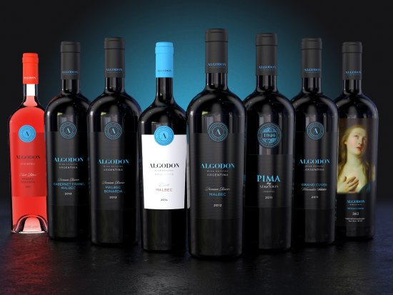 Algodon Wine Estates & Champions Club: Algodon Fine Wines, Malbec collection