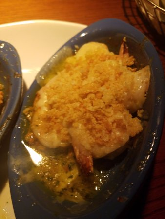 North Richland Hills, TX: Parmesan Shrimp Scampi!!!!