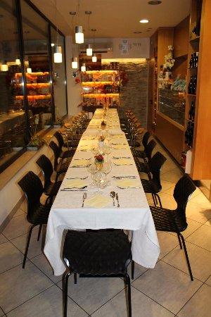 """Fiumicello, Italia: La sala per la degustazione """"Il Friuli incontra la Thailandia"""""""