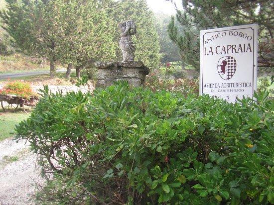 Borgo La Capraia Foto