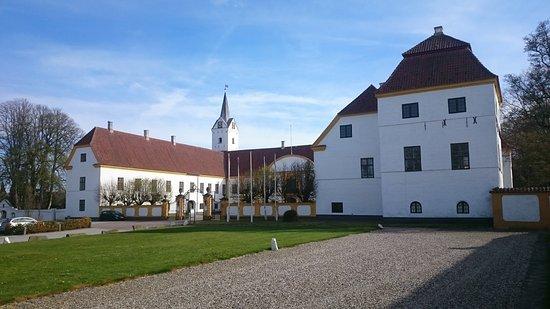 Dronninglund, Danmark: Slottet