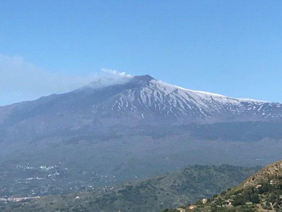 Sole Castello: Vulcão Etna