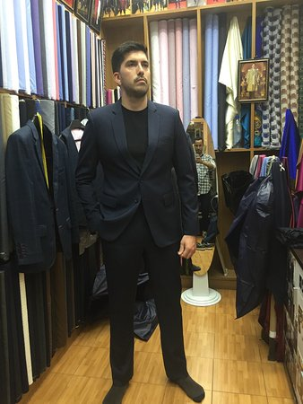 Happy Customers From James Bond Tailor Picture Of James