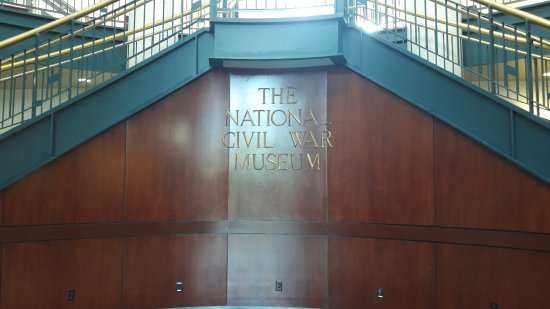 National Civil War Museum: Civil War Museum