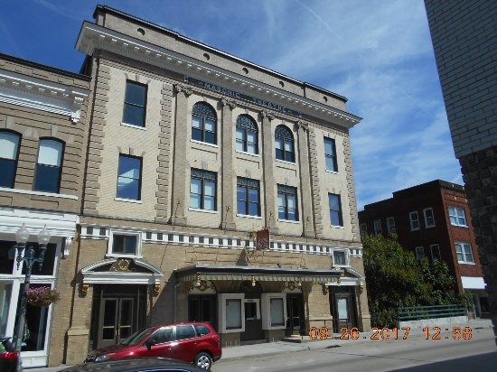 Clifton Forge, VA: The Building was constructed in 1905