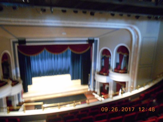 Clifton Forge, VA: The restored Thertre