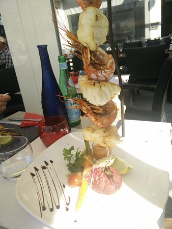 Tripadvisor Restaurant Port Argeles Sur Mer La Llonja