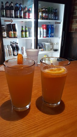 The Darkhorse Tavern - Blue Moon Lager
