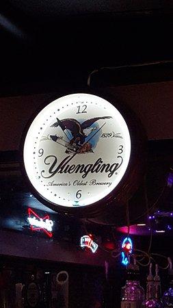 The Darkhorse Tavern - Love this clock - still same after 20 years