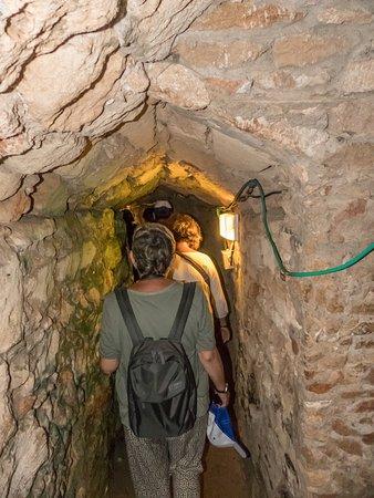 Acre, Israel: pasadizo