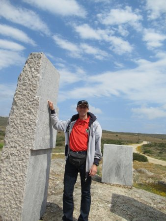 St. Helena Bay, Sør-Afrika: Le monument