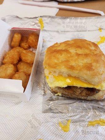 chick fila breakfast time