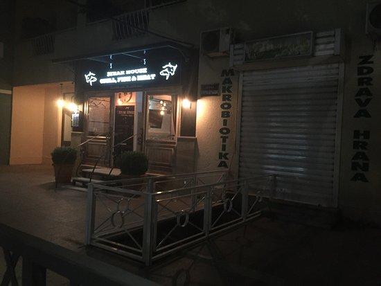 Excellent restaurant!!!!