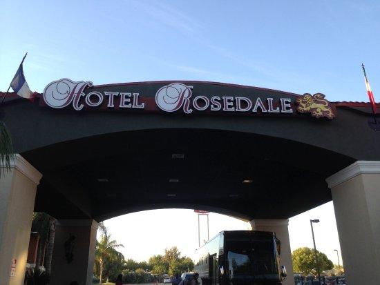 hotel rosedale bakersfield californi foto 39 s reviews. Black Bedroom Furniture Sets. Home Design Ideas