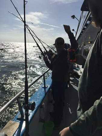 Voyager fishing charters north myrtle beach sc updated for Voyager fishing charters