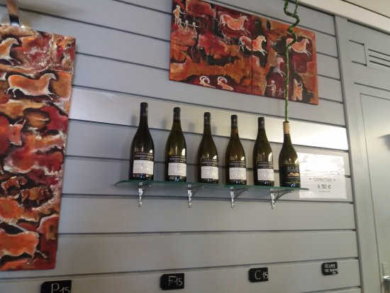 Solutre-Pouilly, Франция: The wines