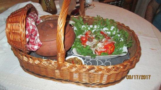 Yablunytsya, Ucrânia: завтрак с доставкой в номер
