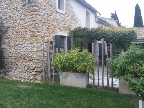 Sarrians, France : the cottage