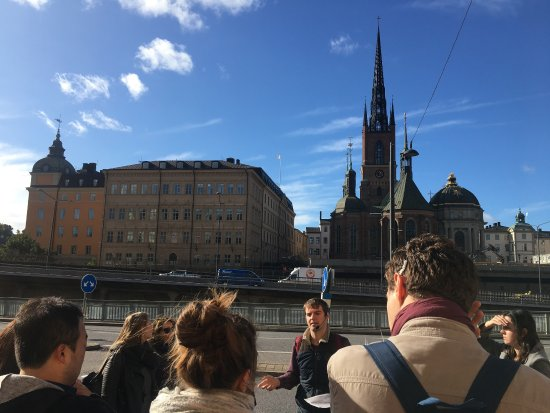 ‪Free Walking Tour Stockholm‬