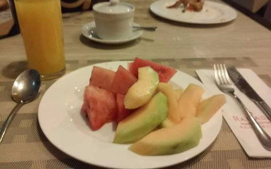 Buffet Breakfast Picture Of Ramada By Wyndham Manila