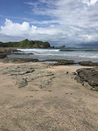 Villa Mango: One of the beaches near by.