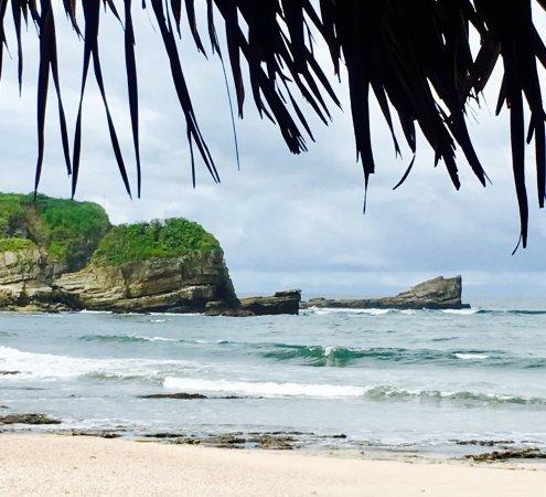 Villa Mango: near by beach