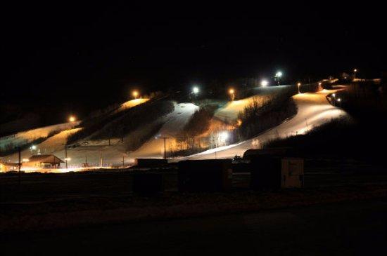 Mission Ridge Winter Park: Night Riding Thursday & Friday