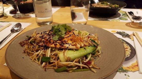 Wagamama : piattino veramente sfizioso