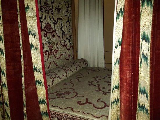 Foix, Frankrike: letto di Enrico IV