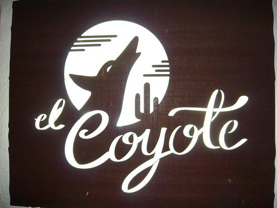 coyote a la carte Le resto payant à la carte pas sensass non plus   Picture of