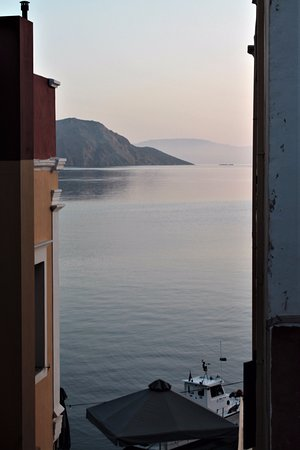Ano Symi, กรีซ: morning view
