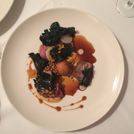 Rosmuck, Irlanda: Duck three ways, Kale