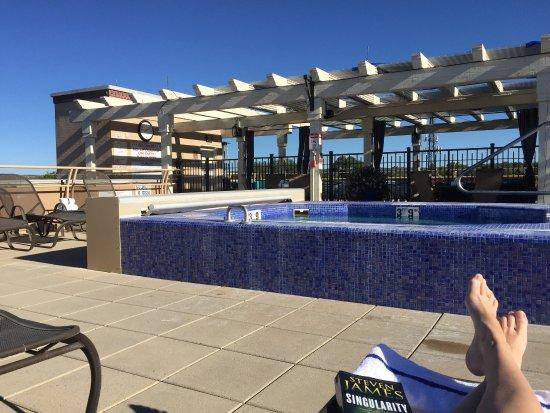 Drury Plaza Hotel Santa Fe Parking