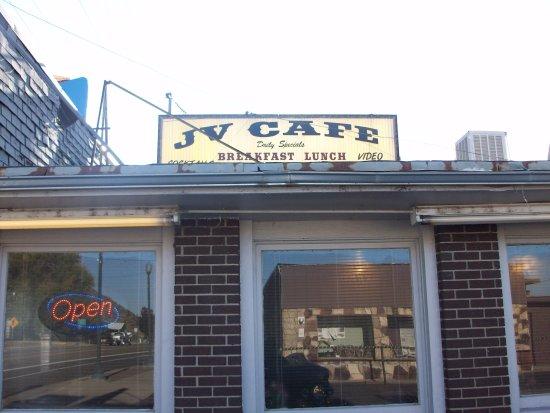 Jordan Valley, Oregón: Front entrance to Cafe