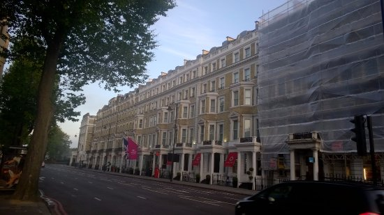 Crowne Plaza London Kensington Resmi