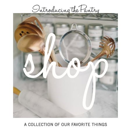 Wellesley, MA: Visit our curated shop of our favorite kitchen essentials