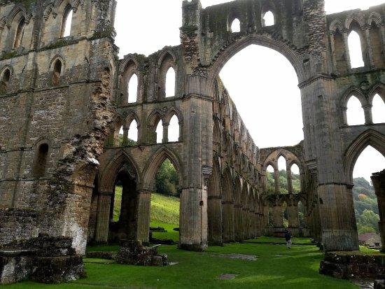 Helmsley, UK: Abbey Ruins