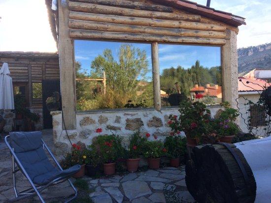 Peralejos De Las Truchas, Spain: Casa Chon